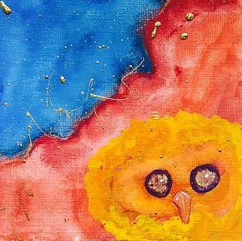 Mini Owl by Annette Bingham