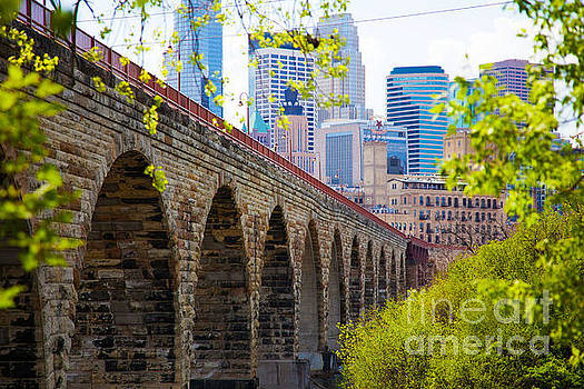 Minneapolis Stone Arch Bridge Photography Seminar by Wayne Moran