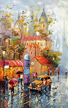 Minutes of waiting 2  by Dmitry Spiros