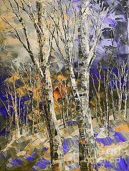 Mirkwood Moonlight by Tatiana Iliina