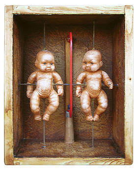 Mirror. Seventh House. 2007. by Daniel Pontet