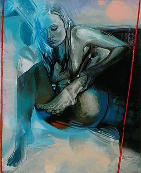 Mis huellas by Rafael Espitia