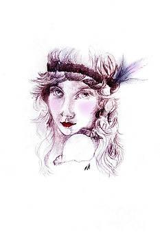 Miss Lillian  by Maria Hakobyan