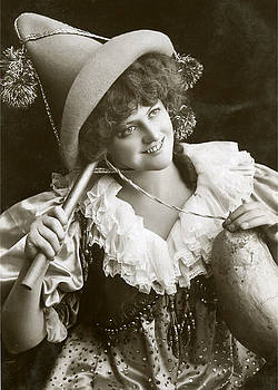 Miss Marie Studholme as Lady Madcap 1905 by Sarah Vernon