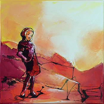 Miss Mutine by Francoise Dugourd-Caput