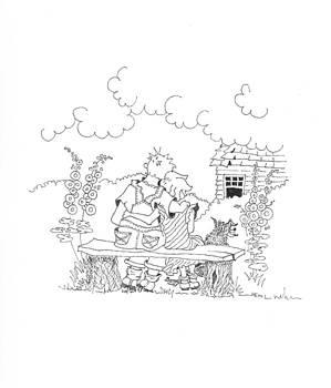 Missing Shingles by Mary Ellen Mueller Legault