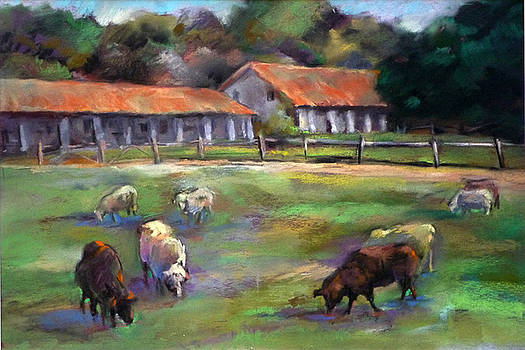 Joan  Jones - Mission Grazing