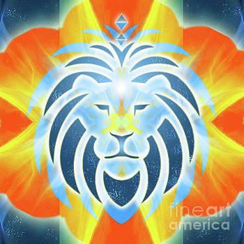 Mission Piece 2B Lions Gate by Ginny Gaura
