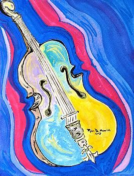 Mississippi City Blues by Ryan D Merrill