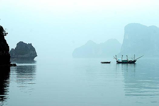 Chuck Kuhn - Misty Ha Long Bay Vn
