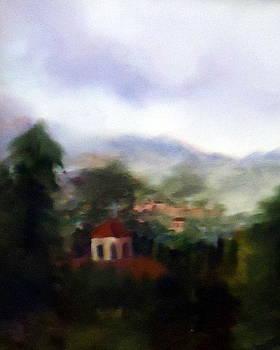 Misty Morn by Betty Pimm