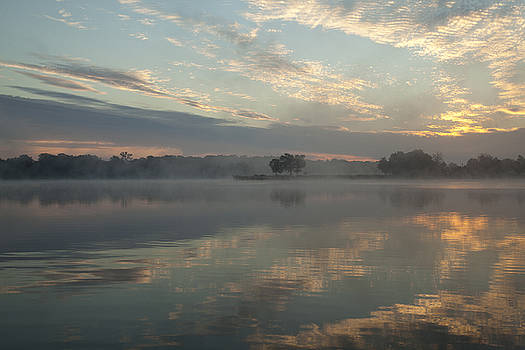 Misty Reflections by Katherine Worley