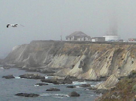Misty Sea by Maggie Cruser