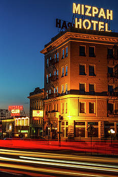 Mizpah Hotel by James Marvin Phelps