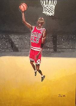 Mj by Justin Lee Williams