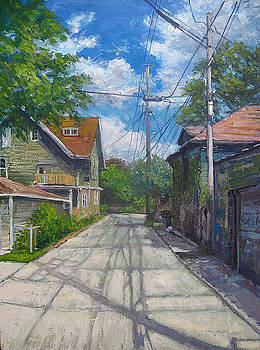 MKE alley 1 by Dale Knaak