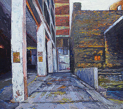 MKE alley 5 by Dale Knaak