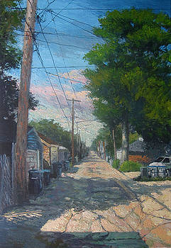 MKE Alley Four by Dale Knaak
