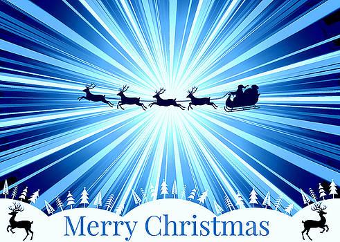 Mod Cards - Christmas Magic  by Aurelio Zucco