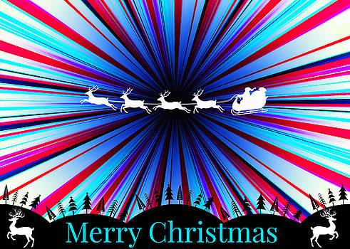 Mod Cards - Christmas Magic II by Aurelio Zucco