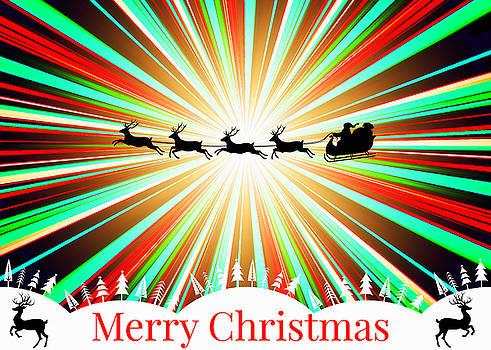 Mod Cards - Christmas Magic III by Aurelio Zucco