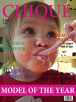 Model Of The Year by Yngve Alexandersson