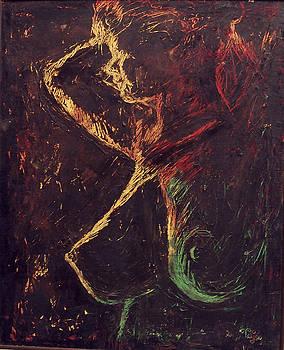 Model Yellow Red Green by Mohd Raza-ul Karim