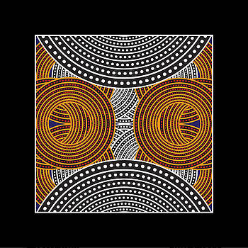 Modern Aboriginal by Gary Grayson