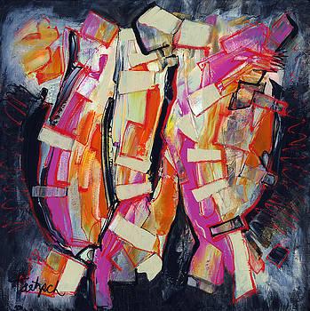 Modern Art Twenty-Six by Lynne Taetzsch