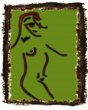 Donna Blackhall - Modern Eygptian