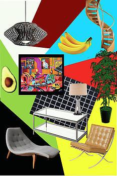 Modern Living by Michael Chatman