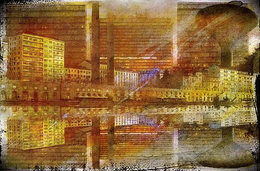 Modern Town by Kelidon Skellig