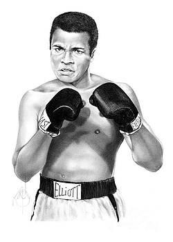 Mohammad Ali by Murphy Elliott