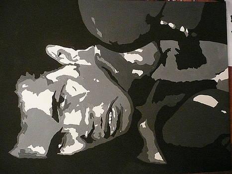 Mohammed Ali  by Mandy Beatson
