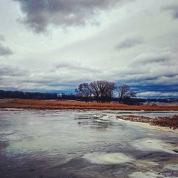 Mohawk River by Hillary Raimo