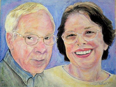 Mom and Dad by Susan Gauthier