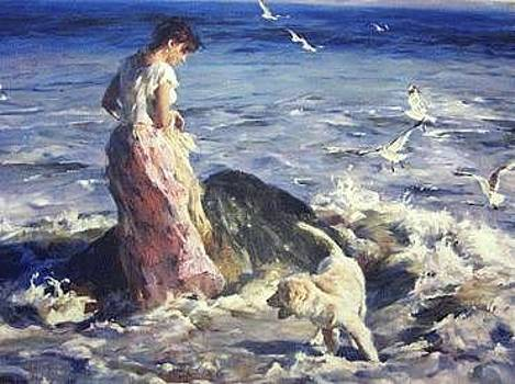 Moments In The Sun by Garmash