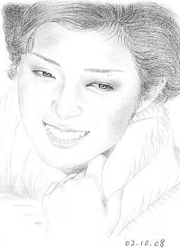 Momoe Yamaguchi by Eliza Lo