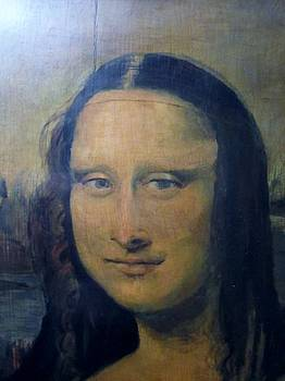 Mona Lisa by Jack Bauer