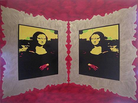 Mona Lisa by Orazio Scilimpa