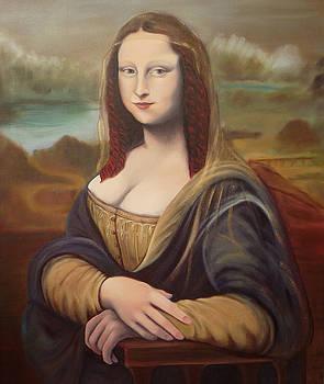 Mona by Serena Van Vranken