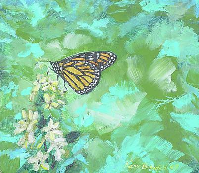 Monarch Butterfly by Kean Butterfield