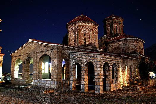 Monastery of Saint Naum by Filip pere