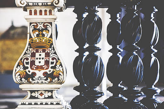 Monastery of Sao Vicente de Fora by Andre Goncalves