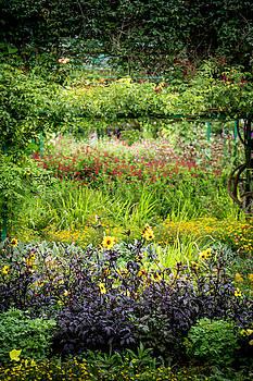 Monet's Garden by Gretchen Tracy