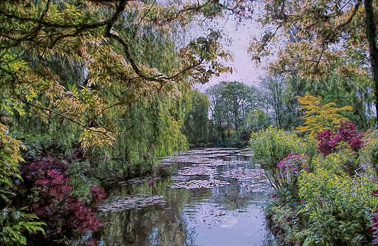 Monets Giverny by John Rivera