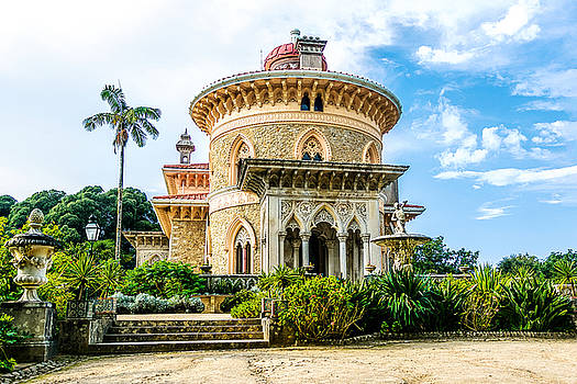 Monserrate Palace by Marion McCristall