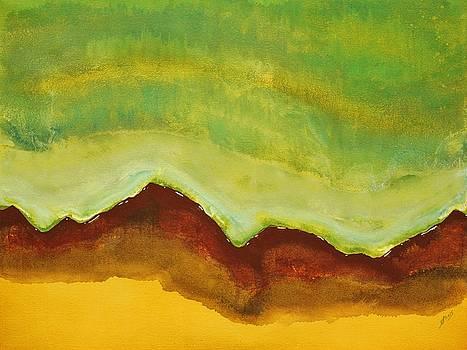 Monsoon Season original painting by Sol Luckman