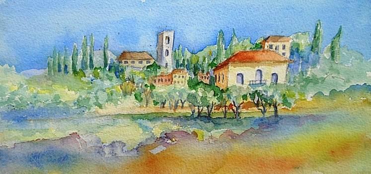 Montacatini Alto by Trudi Doyle