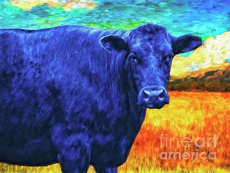 Montana Blue by Sandra Selle Rodriguez